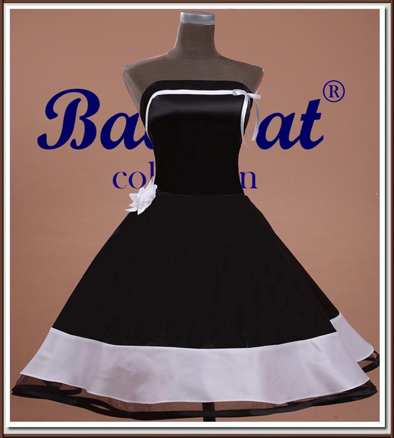 50er jahre tanzkleid brautkleid partykleid kleid vintage. Black Bedroom Furniture Sets. Home Design Ideas